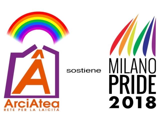 ArciAtea al Milano Pride 2018
