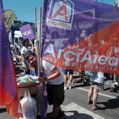 arcigay ex uaar milano pride 2018
