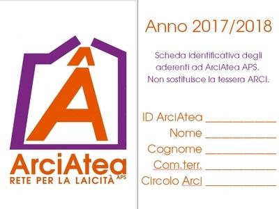 ArciAtea rete per la laicità Uaar