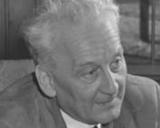 Vincitore del Premio Nobel per la medicina e la fisiologia nel 1937.