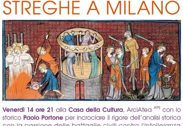 14 settembre 2018 ore 21 alla Casa della Cultura Via Borgogna 3 Milano