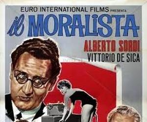 12 ottobre 2018: Il Moralista (Italia 1959) di Giorgio Bianchi, con Alberto Sordi, Vittorio De Sica, Franca Valeri