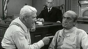5 ottobre 2018: ...e l'uomo creò Satana! (Inherit the Wind) è un film del 1960 diretto e prodotto da Stanley Kramer con Spencer Tracy, Fredric March, Gene Kelly, Florence Eldridge, Dick York e basato sull'omonima opera teatrale.