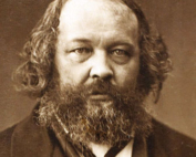 anarchico, filosofo e rivoluzionario russo