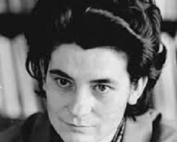 critica letteraria, romanziera e saggista tedesca