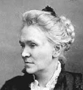 suffragista, attivista, abolizionista, libera pensatrice e autrice prolifica