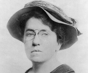 anarchica, femminista, saggista e filosofa statunitense di origine russo-lituana