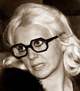 attrice teatrale, drammaturga, attivista e politica italiana
