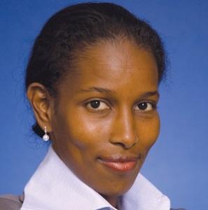 politica, scrittrice e attivista somala naturalizzata olandese