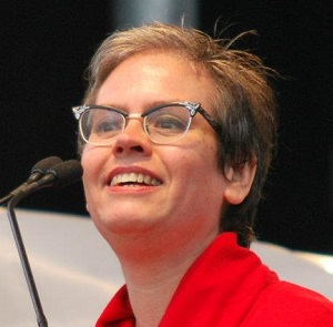 blogger, oratrice e autrice atea americana