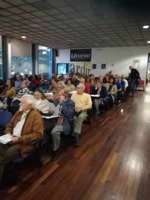 Livorno 27 ottobre 2019: Il Mediterraneo, un mare di storie, crocevia di popoli, progetti, beni e idee